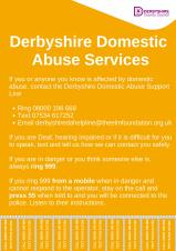 Derbyshire Domestic Abuse Services