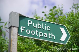 New Footpath Group for Willington